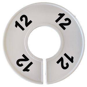 12 Round Size Dividers
