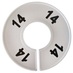 """""""14"""" Round Size Dividers"""