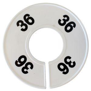 """""""36"""" Round Size Dividers"""