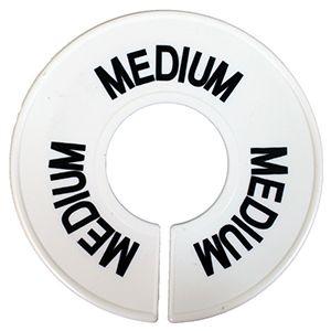 """Medium"" Round Size Dividers"
