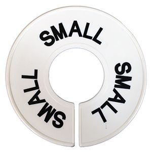 """""""Small"""" Round Size Dividers"""