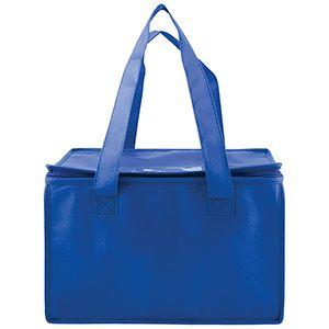 "Cooler Bag, 12"" x 8"" x 8.5"" x 8"", Royal Blue"