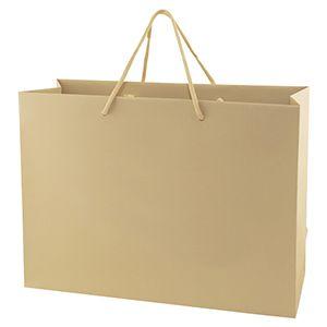 "Sand Tote Shopper Bags, Non Laminated, 16"" x 6"" x 12"" x 6"""