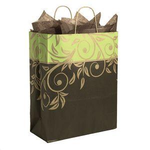 "Large Shopping Bag, Antigua, 13"" x 6"" x 16"" (senior)"