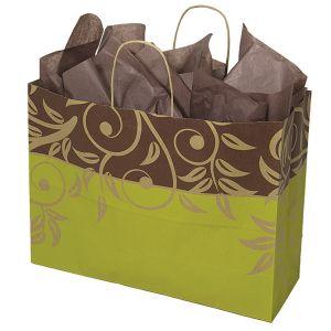 """Large Shopping Bag, Aruba, 16"""" x 6"""" x 12"""" (vogue)"""