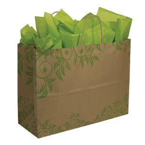 "Large Shopping Bag, Lantana, 16"" x 6"" x 12"" (vogue)"