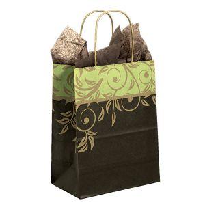 """Medium Shopping Bag, Antigua, 8"""" x 4.75"""" x 10.25"""" (cub)"""