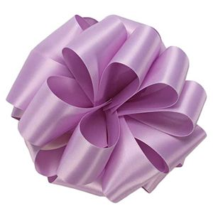 Light Orchid, Double Faced Satin Ribbon