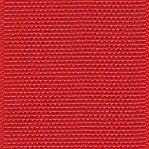 Red, Grosgrain Ribbon