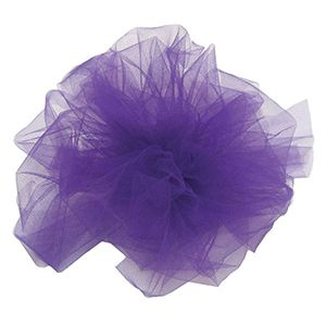 Purple, Tulle Rolls