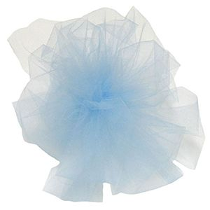 Blue, Tulle Rolls