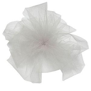 White, Tulle Rolls