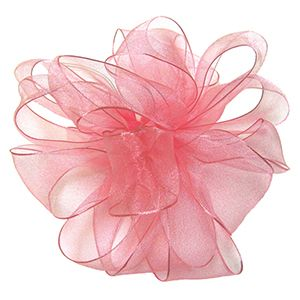 Light Pink, Wired Encore Ribbon