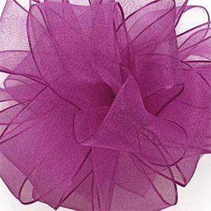 New Fuchsia, Wired Encore Ribbon