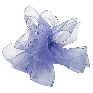 Lilac, Wired Encore Ribbon