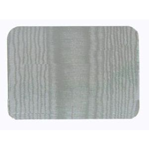 Everyday Gift Enclosure Card, Moire Foil - Silver
