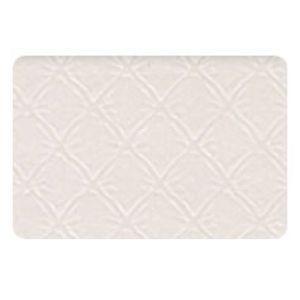 Everyday Gift Enclosure Card, White Quilted