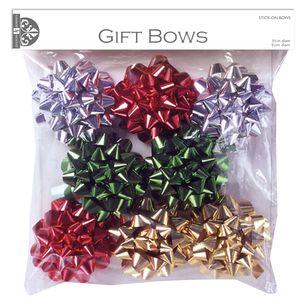 Bow Assortments for Resale Festive Metallic