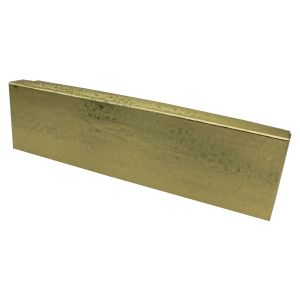 """Gold Foil Jewelry Boxes, 8"""" x 2"""" x 1"""""""