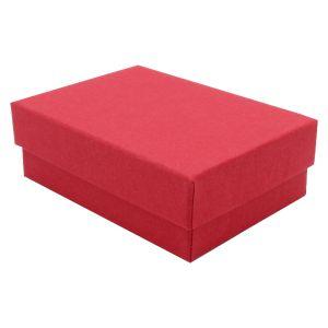 """Red Kraft Jewelry Boxes, 3"""" x 2-1/8"""" x 1"""""""