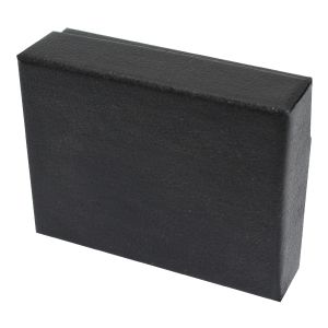 Gift card, Black Embossed Jewelry Boxes