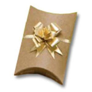 "Natural Kraft, Pillow Packs, 4"" x 4.5"""