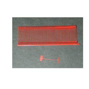 """1"""" Red, Standard TG Tacher Fasteners"""