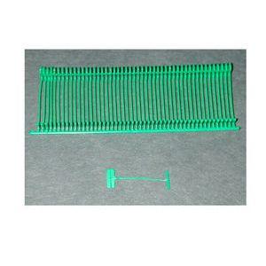 """1"""" Green, Standard TG Tacher Fasteners"""