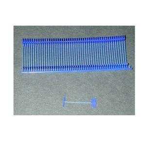 """1"""" Blue, Standard TG Tacher Fasteners"""