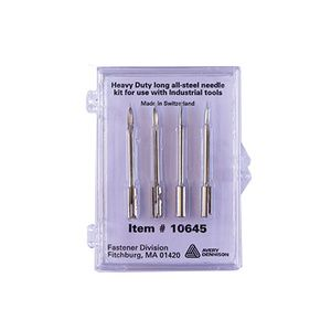 4 Long Heavy Duty Needles for Avery 5544/5552