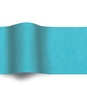 Bright Turquoise, Color Tissue Paper