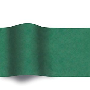 Holiday Green, Color Tissue Paper