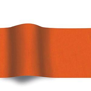 Orange, Color Tissue Paper
