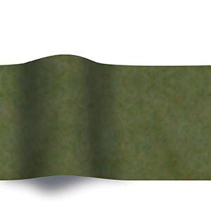 Olive Green, Color Tissue Paper