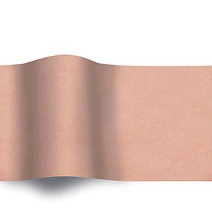 Peach, Color Tissue Paper