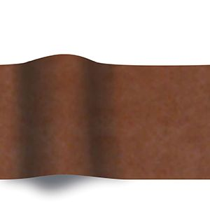 Raw Sienna, Color Tissue Paper