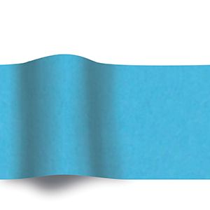 Turquoise, Color Tissue Paper