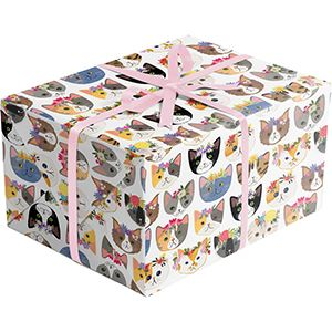 Kitty Cats, Everyday Gift Wrap