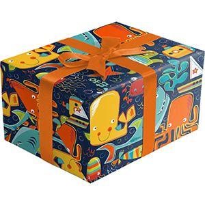 Ocean Friends, Everyday Gift Wrap