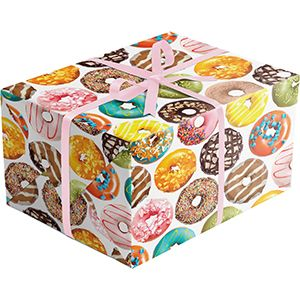Donuts, Everyday Gift Wrap