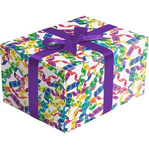 Streamers, Everyday Gift Wrap
