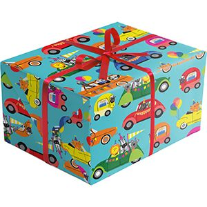 Wild Ride, Everyday Gift Wrap