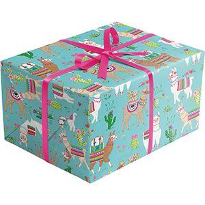 Dolly Llama, Everyday Gift Wrap