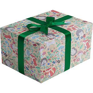 Baby Gift Wrap, Krafty Fox