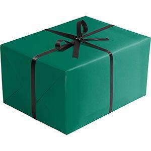 Matte Solid Gift Wrap,  Hunter