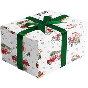 Out for Delivery, Holiday Gift Wrap