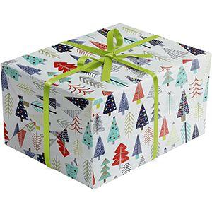 Tinsel Trees, Holiday Gift Wrap