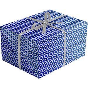 Shield of David, Hanukkah Gift Wrap