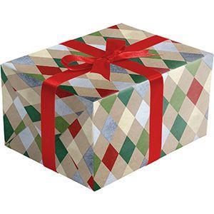Holiday Harlequin, Holiday Gift Wrap