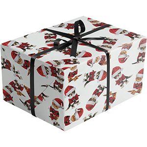 Kitty Christmas, Holiday Gift Wrap